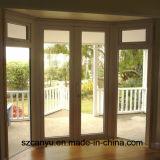 ألومنيوم نافذة خشبيّة/ألومنيوم مزدوجة يزجّج [ويندووس] وأبواب