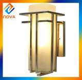 Modern Design Square LED Wall Light for Outdoor Use