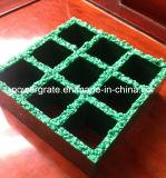FRP/GRPの製品、ガラス繊維のスリップ防止格子