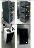 Q1 Zeile Reihen-System, Zeile Reihen-Audio, Lautsprecher-System