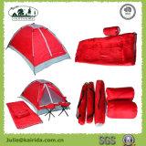 Kampierendes kombiniertes Set mit Stuhl-Schlafsack