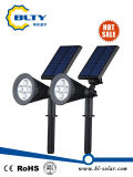 Wasserdichte LED-Solargarten-Lichter