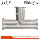 ステンレス鋼衛生Yの肘によって溶接される管の管付属品