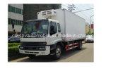 Isuzu 4X2 6 Wielen 6 Ton van de Gekoelde Vrachtwagen