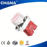 Elektro 22mm Diverse van de Drukknop RoHS Schakelaar van Ce en