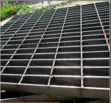 Grata d'acciaio ambulante saldata barra galvanizzata tuffata calda della trincea