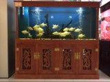 Бак аквариума рыб высокого качества крупноразмерный стеклянный