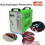 Generator van de Lasser van Hho van de Machine van het Lassen van het micro- de Draagbare Gas van de Waterstof 400L