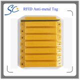 ISO18000 6c 반대로 금속 수동적인 UHF RFID 꼬리표
