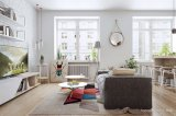 환경 친절한 집 Prefabricated 집