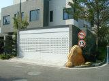 Puerta de aluminio automática/eléctrica/motorizada del garage del balanceo
