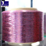 Lo stimolante del filato di poliestere del filamento di FDY 60d/36f ha tinto