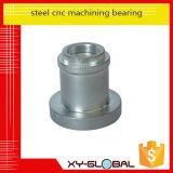 Conetor fazendo à máquina do CNC do aço inoxidável