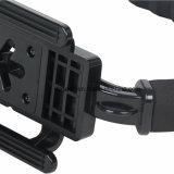 最も安い小型カメラのグリップのハンドルのホールダーS2多彩なDSLRの懐中電燈の処置の安定装置
