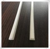 Polyurethaan V van de Industrie van het glas Riem/Transportband de Met grote trekspanning van pvc