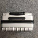 [بو-م1701] رماديّة تعليب مريحة سفر ألومنيوم حامل متحرّك متحمّل مقبض حقيبة