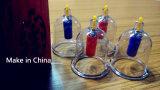 El plástico de ahuecamiento de la calidad fuerte fijado con la bomba de ahuecamiento de Ventouse