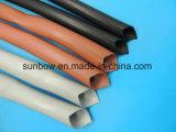 Calor da borracha de silicone - câmara de ar shrinkable para o chicote de fios do fio