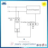 IEC61643 1p 8/20 40ka Remhaak van de Bliksem van SPD gelijkstroom 24V 48V