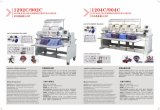 2017 Spitzenhaupthochgeschwindigkeitsstickerei-Maschine des verkaufs-Schreibtisch-2