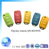 Qinuo Qn-Rd389X Llave universal del tirón 433MHz Alarma universal del coche teledirigida