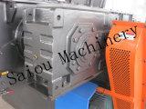 Gummi-Abfall-einzelner Welle-Plastikreißwolf des Rohr-500kg