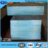 Chinese Plaat 1.2738 van het Staal van de Vorm van het Werk van de Leverancier Plastic