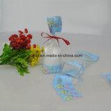Bolso plástico material del alimento de la certificación de /FDA del bolso de compras de Po/Lepe