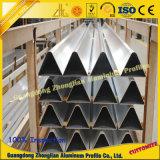 工場供給の圧延シャッターCustimizedサイズおよびカラーのアルミニウムプロフィールの管のプロフィール