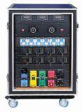 3 коробка потребляемой мощности Camlock участка 400A электрическая