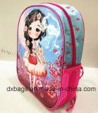 De nieuwe Schooltas van het Kind van Gril van het Satinet van het Ontwerp