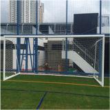 8 ' X 24 ' Officieel Hoogtepunt - het Doel van het Voetbal van het Aluminium van de Verordening van de grootte met Wielen
