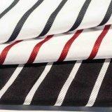 O fio da tela do poliéster tingiu a tela tecida da fibra química da tela do jacquard para a matéria têxtil da HOME do revestimento de vestido cheio do vestido da mulher