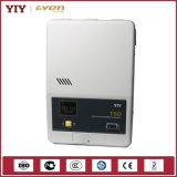 3kVA tipo servo fuente de alimentación entera del regulador de voltaje del estabilizador del voltaje de la casa de la CA