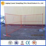 Soluzioni di recinzione provvisorie, recinzione mobile rivestita