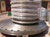 Flange cego forjado de aço inoxidável