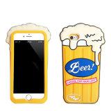 preiswerter Silikon-Kasten der Form-2016 3D für iPhone 5 Fall