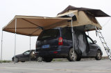 Toldo redondo da chuva lateral retrátil do carro de acampamento para a venda
