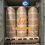 Colorful papier autocopiant en rouleau pour facture livre production