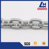 Heißes BAD galvanisierte Kette des legierten Stahl-G80 für Lieferung