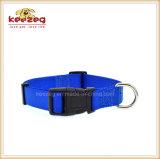 질 조정가능한 나일론 개 목걸이 가죽끈 또는 하네스는 일치한 할 수 있어 (KC0090)