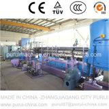 Máquina de granulación plástica reciclada de los PP con dos etapas