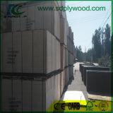 15mmx1220X2440m m reciclaron la madera contrachapada hecha frente película negra de la base para el mercado de Tailandia