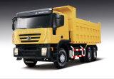 Iveco Genlyon 6X4 25 톤 무거운 쓰레기꾼 트럭