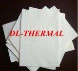 papel térmico de alta temperatura refratário da fibra cerâmica de 0.8mm