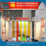 防塵の虹の適用範囲が広い透過プラスチックカーテンのドアのストリップキット