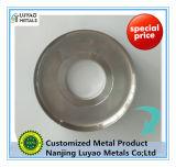 Aço inoxidável ou alumínio que carimbam as peças