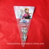 Saco plástico da embalagem da forma especial do FDA para doces ou açúcar