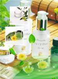 Косметическая кожа ингридиентов забеливает выдержку 60%Monoammonium Glycyrrhizinate солодки с GMP