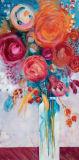 Kleurrijk Modern Decoratief Met de hand gemaakt Olieverfschilderij